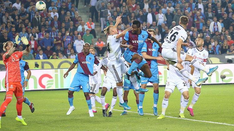 Şampiyonluk ateşini bu maç yakacak: Beşiktaş-Trabzonspor