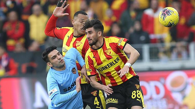 Göztepe 1-1 Gaziantep FK