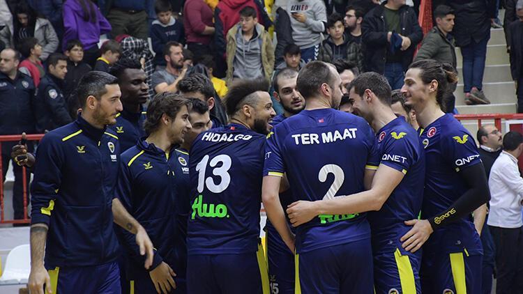 Sorgun Belediyespor: 0-3 Fenerbahçe HDI Sigorta