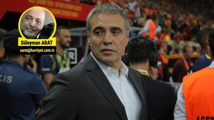 Ersun Yanal'dan Galatasaray maçına özel taktik!