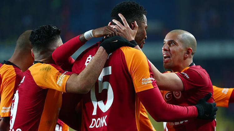 Fenerbahçe 1-3 Galatasaray | Maçın golleri ve özeti