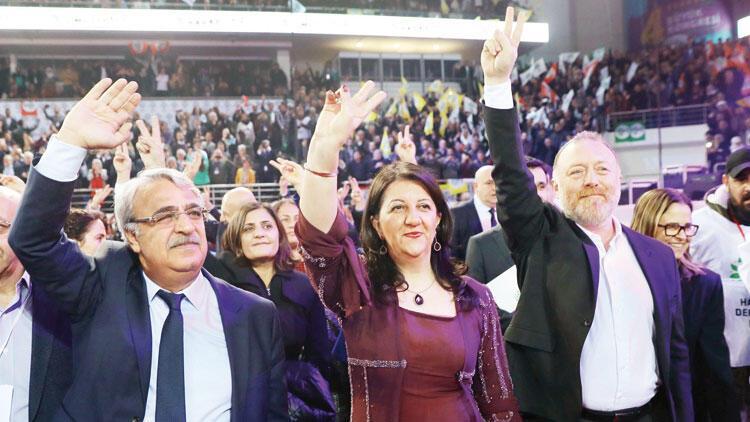 HDP'ye yeni eş genel başkan