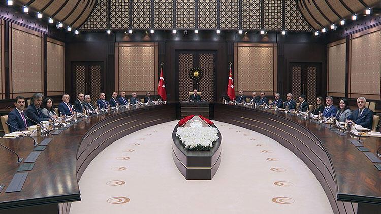 Cumhurbaşkanı Erdoğan, Yargıda Birlik Platformu ile görüştü