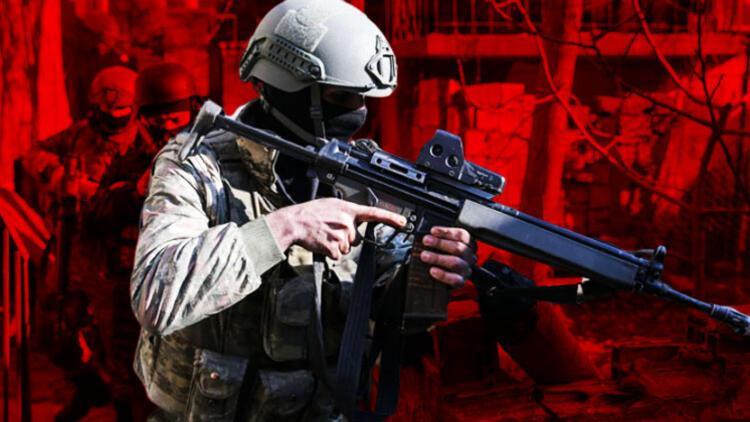 Son dakika haberler... MSB duyurdu: Sözde üst düzey teröristler Tel Rıfat'ta toplantıdayken vuruldu