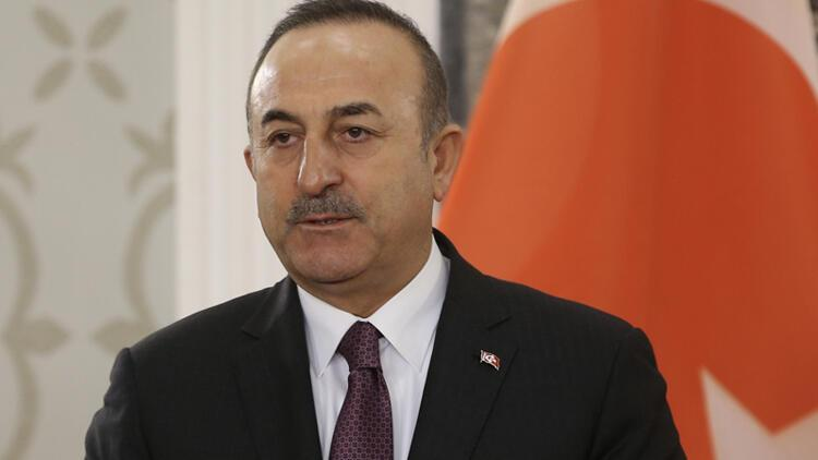 Son dakika haberler: Bakan Çavuşoğlu, İranlı mevkidaşı Zarif ile görüştü