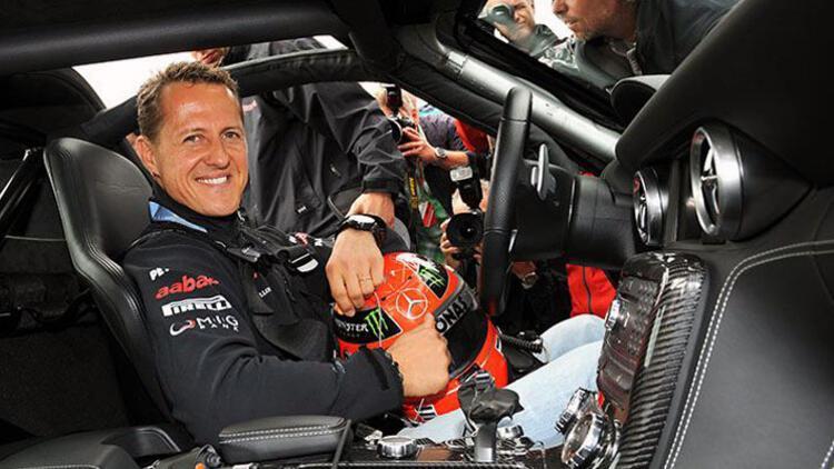 'Schumacher şimdi çok farklı'