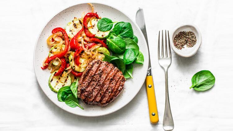 Kas Kütlesi Arttıran Beslenme: Dikey Diyet Nedir, Ne Değildir?