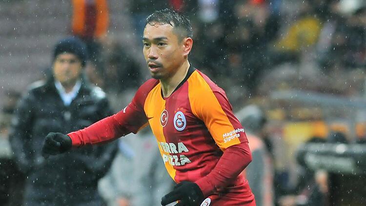 Son Dakika | Galatasaray'da kadro dışı kalan Yuto Nagatomo'ya transfer teklifi