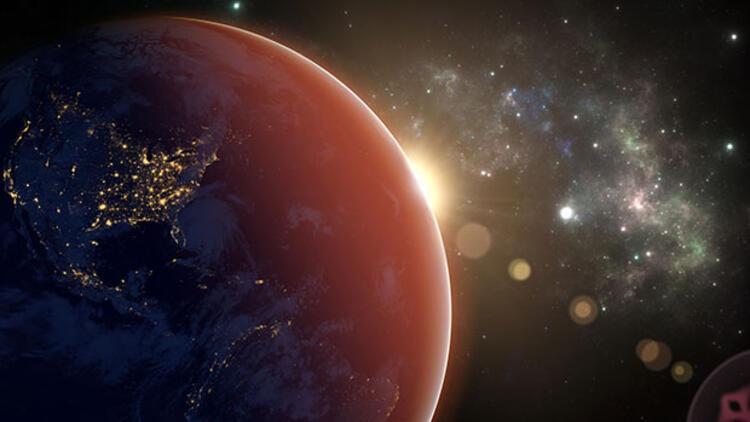 Jüpiter'den 10 kat daha büyük genç bir gezegen keşfedildi