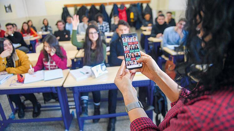Okulu kırmaya sanal engel