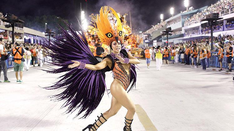 Samba zamanı