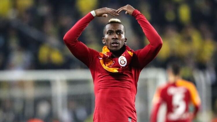 Galatasaray'da Henry Onyekuru'ya Fenerbahçe esprisi