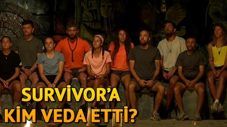 Ünlüler takımında veda gecesi: 25 Şubat 2020 Survivor'da bu hafta kim elendi, SMS sıralamasında en az oyu kim aldı?