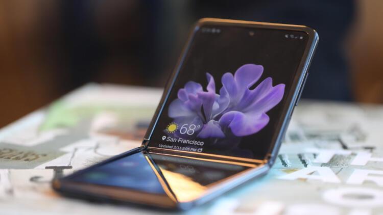 Galaxy Flip Z, Türkiye'de görücüye çıktı! İşte özellikleri ve fiyatı