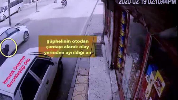 Gaziantep'te 2 hırsızlık şüphelisi tutuklandı