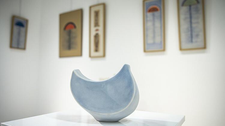 Seramik sanatının duayeni Hamiye Çolakoğlu'nun adı müzede yaşayacak