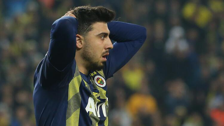 Fenerbahçe - Galatasaray derbisine Ozan Tufan için geldiler!