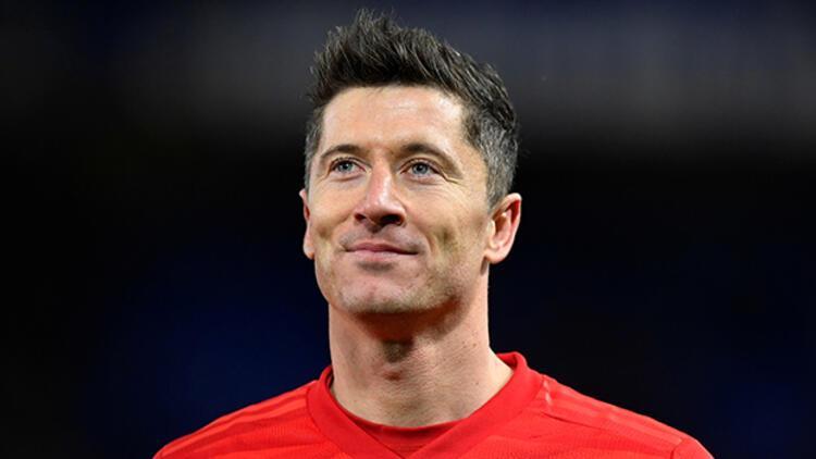 Bayern Münih'te Robert Lewandowski şoku! 4 hafta yok...