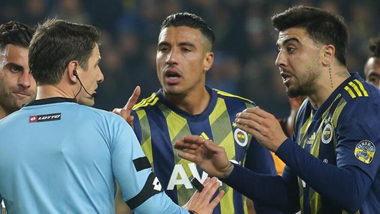 Fenerbahçe - Galatasaray maçı için gözler PFDK'da