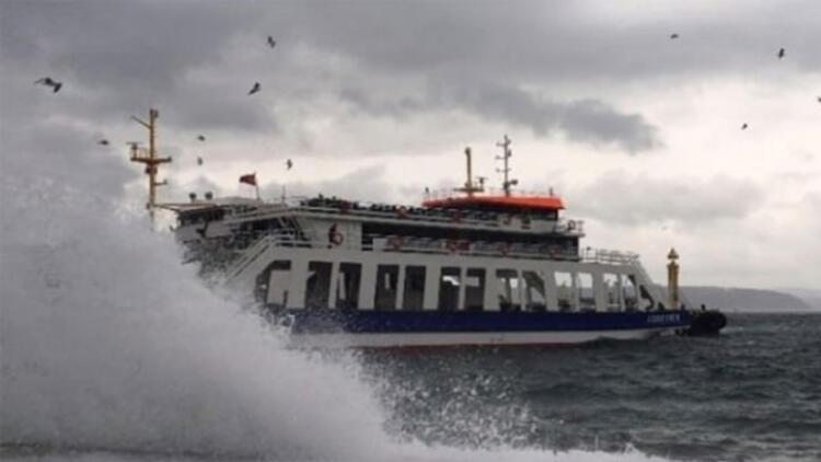Bursa-İstanbul deniz otobüsü seferlerinde yeni iptaller