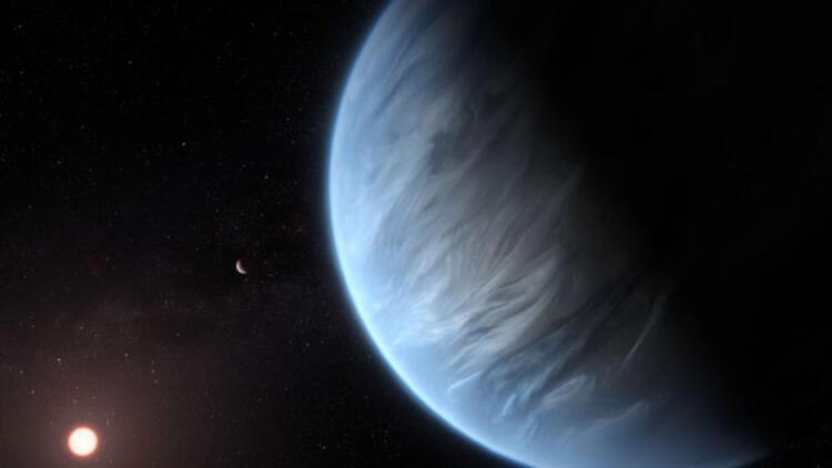 K2-18b gezegeni yaşam için elverişli koşullara sahip olabilir