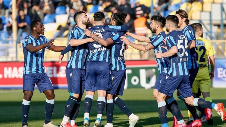 Adana Demirspor çeyrek asırlık özlemini bitirmek istiyor