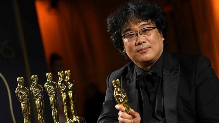 'Parazit'in yönetmeninden corona virüsü araştırmaları için bağış