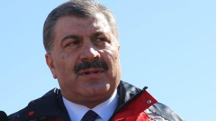 Sağlık Bakanı Koca'dan corona virüs açıklamalar