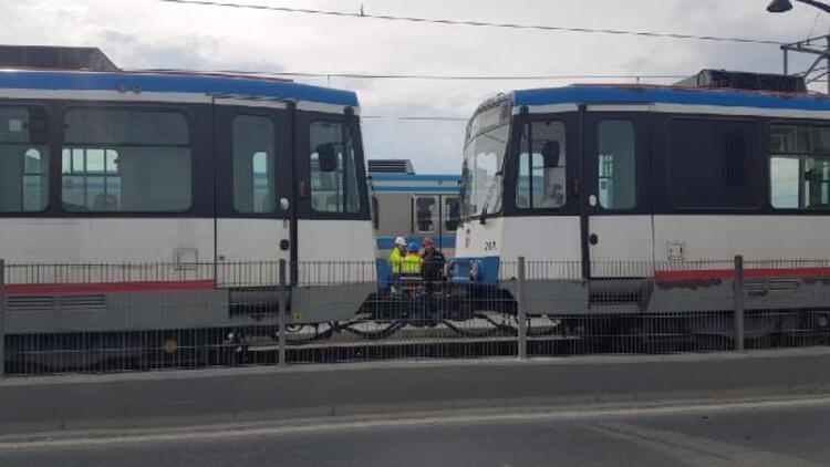 Son dakika haberler: İstanbul'da tramvay seferlerinde aksama