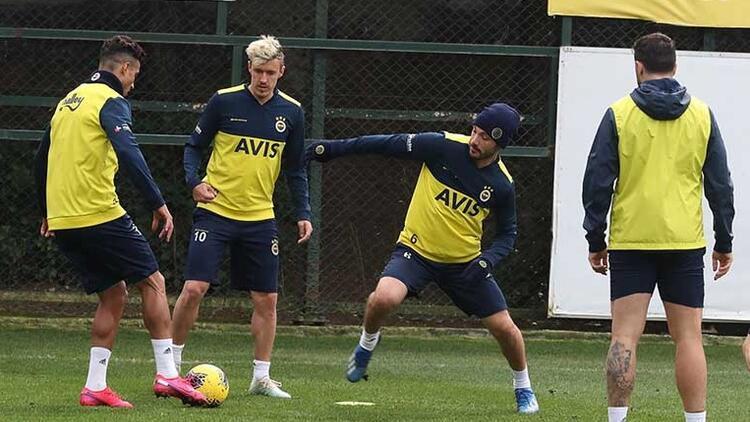 Fenerbahçe'de Antalyaspor hazırlıkları sürdü