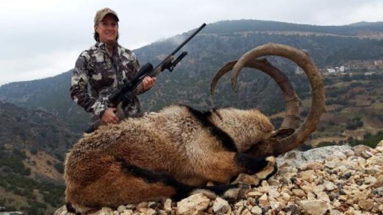 Adıyaman'da 29 dağ keçisi ihaleyle avlandı