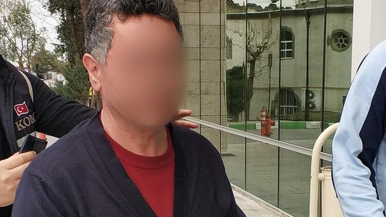 Eski daire başkanı FETÖnün örgüt evinde sahte kimlikle yakalandı