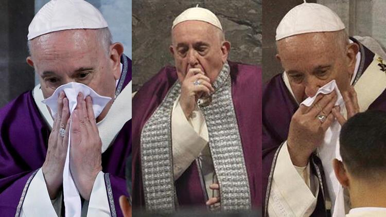 Son dakika haberi: Papa hastalandı, tüm etkinlikler iptal edildi