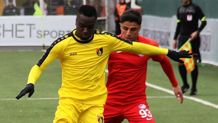Keçiörengücü: 0 - İstanbulspor: 0