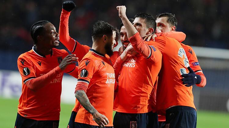 Başakşehir 4-1 Sporting   Maçın özeti ve golleri