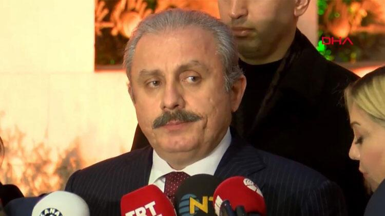 TBMM Başkanı Şentop'tan Meclis'te İdlib Özel Oturumu açıklaması