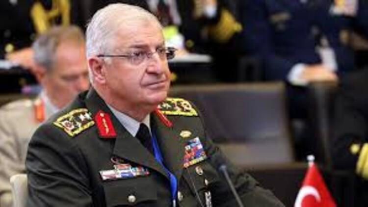 Son dakika haberi: Genelkurmay Başkanı Orgeneral Güler, ABD'li mevkidaşı ile görüştü