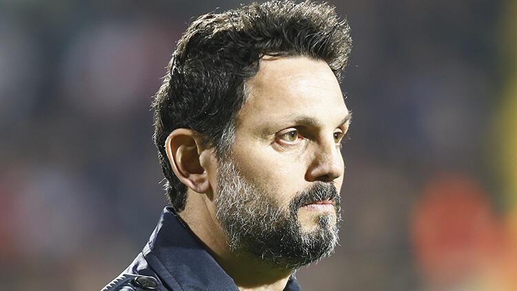 "Alanyaspor'da Erol Bulut'tan maç sonu itiraf: ""Beşiktaş hak etti"""