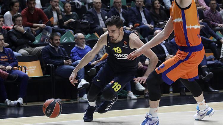 Valencia Basket 86-93 Fenerbahçe Beko