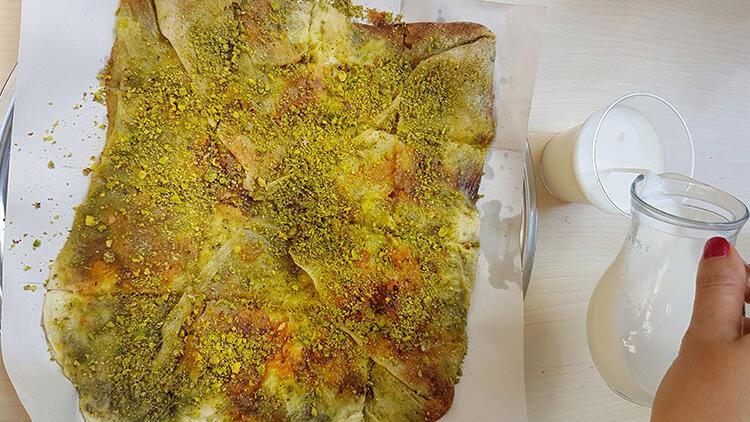 Gaziantep'in dünyaca ünlü tescilli lezzetleriyle tanışalım mı?