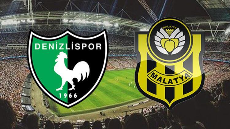 Denizlispor - Yeni Malatyaspor maçı saat kaçta hangi kanalda yayınlanacak?