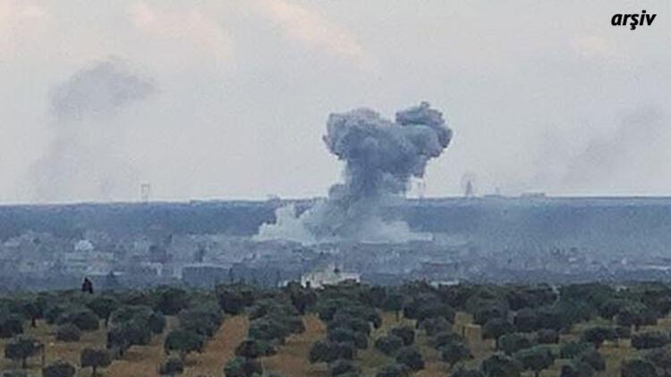 Son dakika haberler... TSK'nın vurduğu Neyrab askeri havaalanı kullanılmaz hale geldi