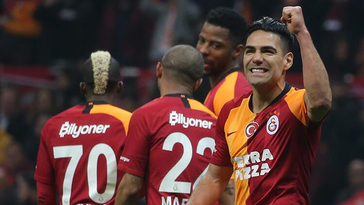 2020'de Avrupa'nın kralı Galatasaray!
