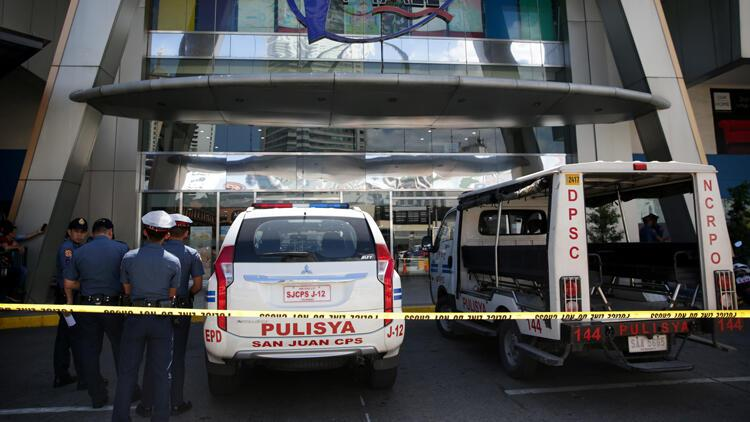 Son dakika: Filipinler'deki AVM'de rehine operasyonu
