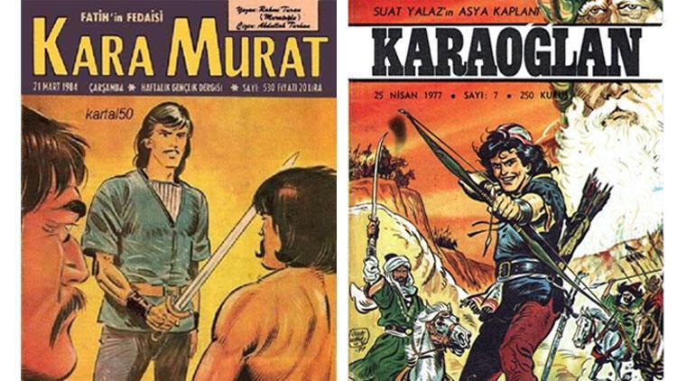 Kara Murat ve Karaoğlan'ın yaratıcıları aynı gün hayatını kaybetti