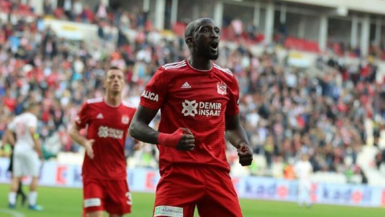 Sivasspor tüm Süper Lig maçlarında gol attı! En golcüsü Yatabare...