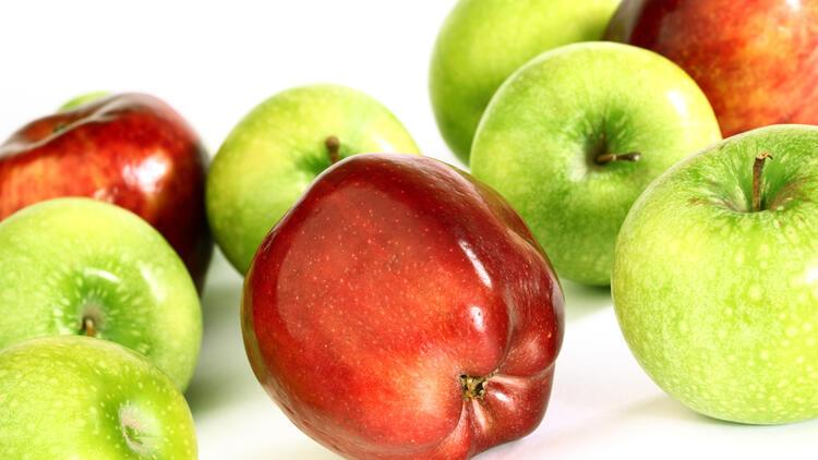 Elmanın faydaları nelerdir? Sarı, kırmızı ve ekşi elma faydaları