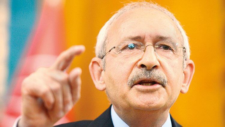 Kılıçdaroğlu: Suriye'de siyasi hedefimiz nedir