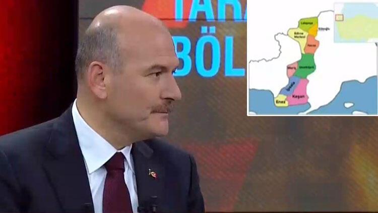Son dakika haberleri: İçişleri Bakanı Süleyman Soylu CNN TÜRK'te gündemi değerlendirdi
