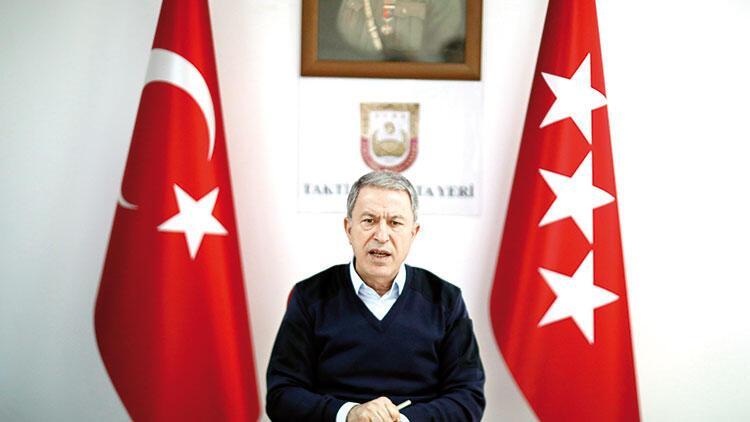 'Amacımız siyasi çözüm ve barış'